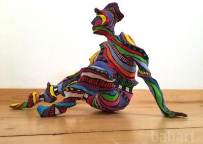 Circus 1 | Skulptur in Mischtechnik