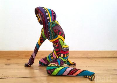 Circus 2 | Skulptur in Mischtechnik