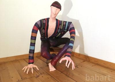 Artist | Skulptur in Mischtechnik