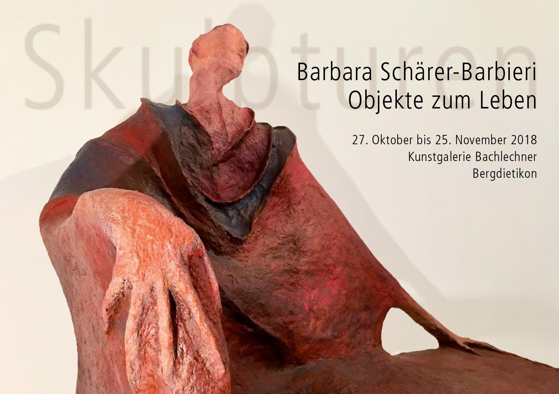 Ausstellung Barbara Schärer