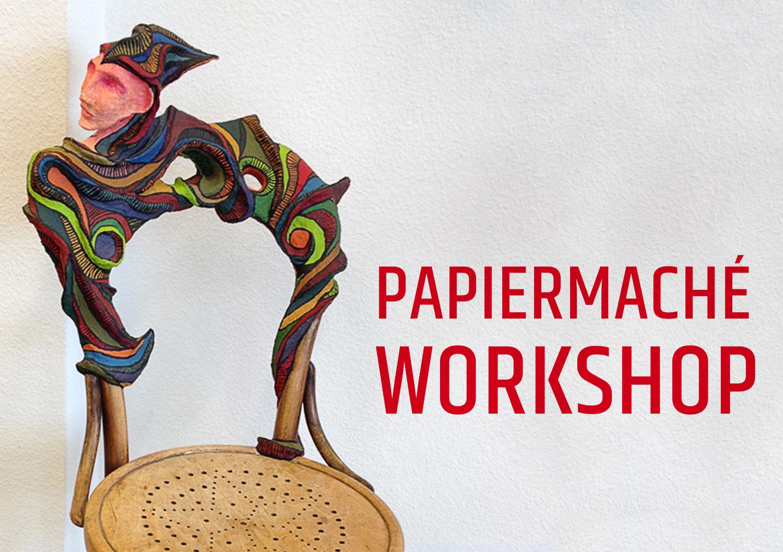 Papiermaché Workshop im Frühling 2019
